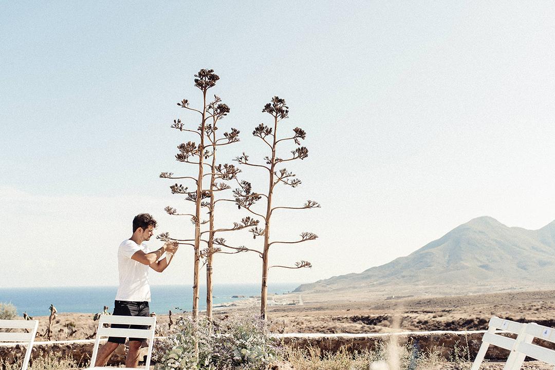 Fotógrafos de boda en Almería, Boda en la playa, Una fiesta con mucho amor