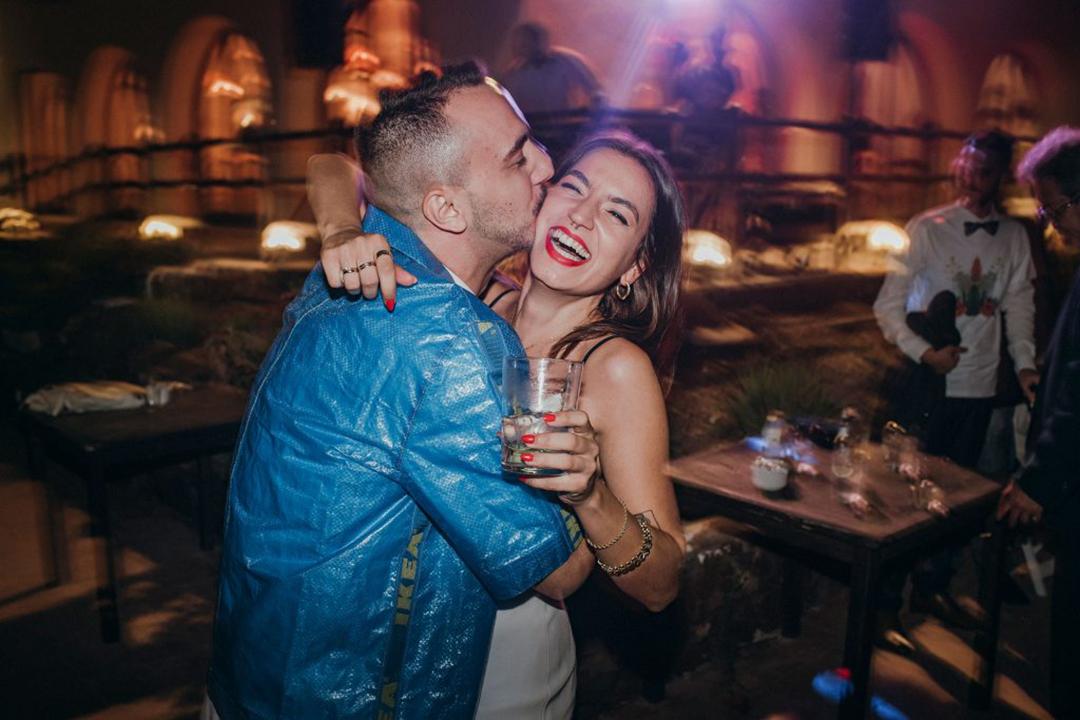 Foto de boda en el Cortijo el Paraíso, Una fiesta con mucho amor