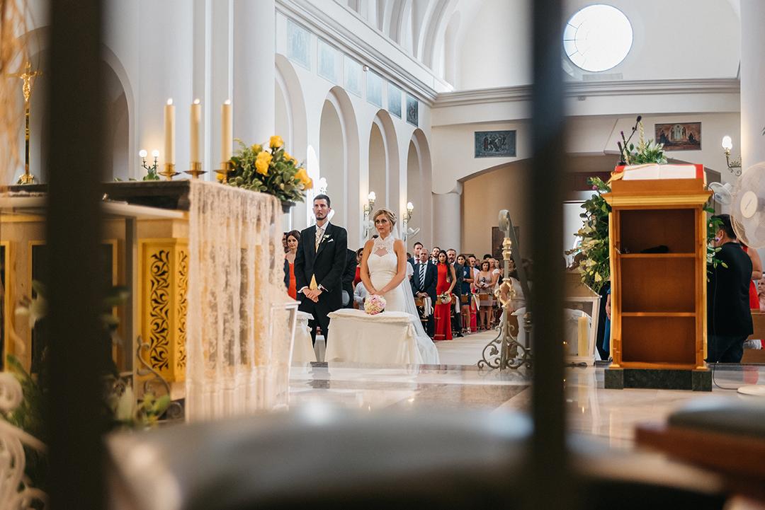Fotografía en Iglesia