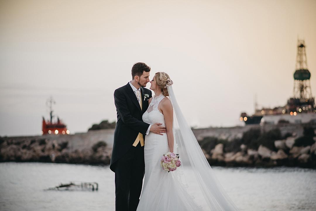 Boda Elegante, Fotógrafos de boda en Almería
