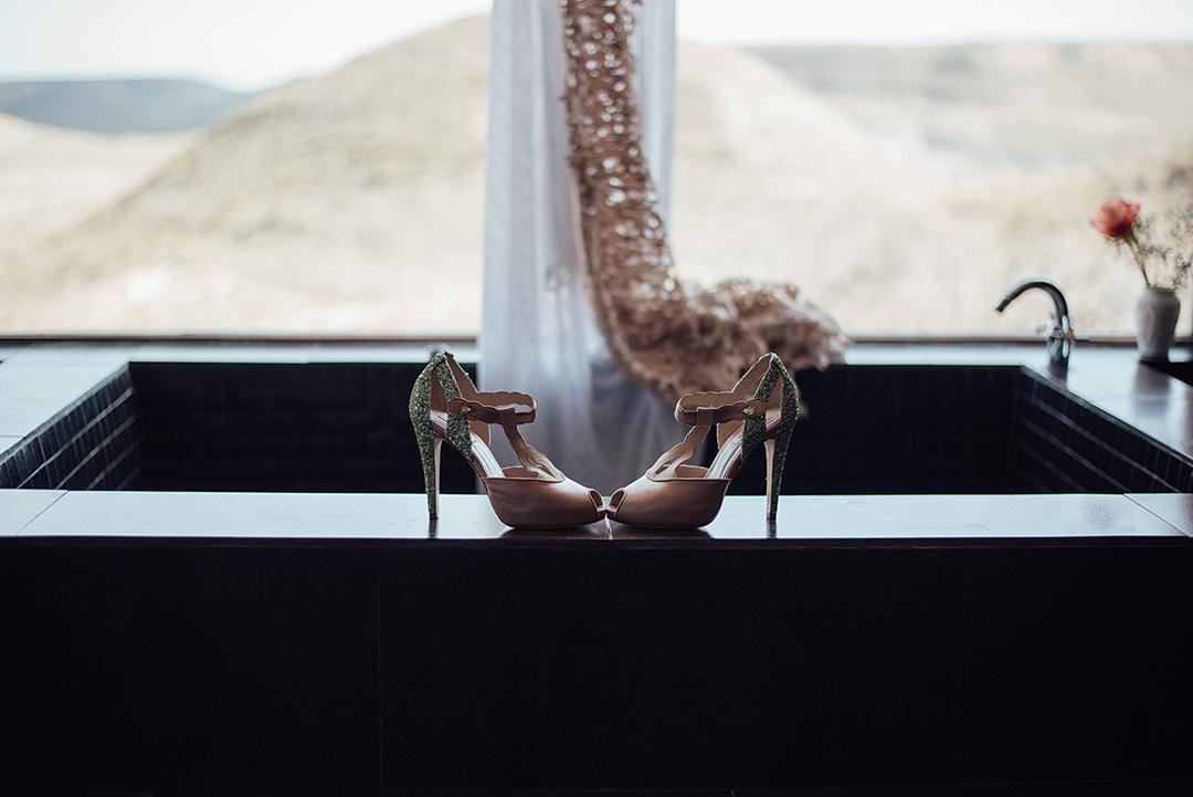 Fotografía de detalles de boda
