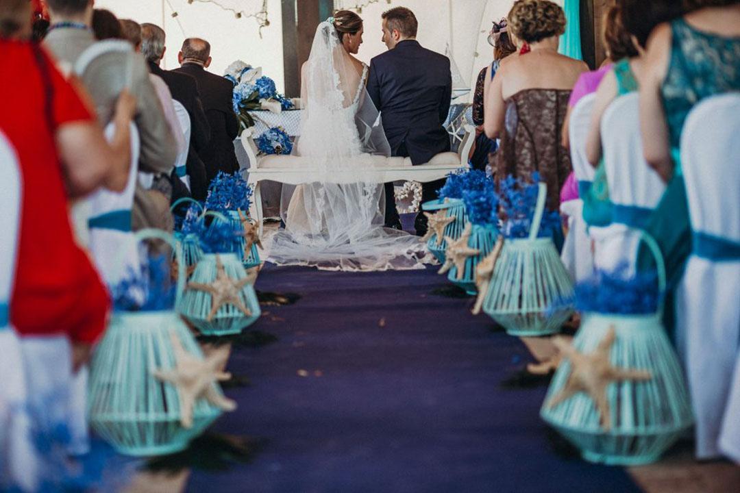 Fotografía emotivas de boda