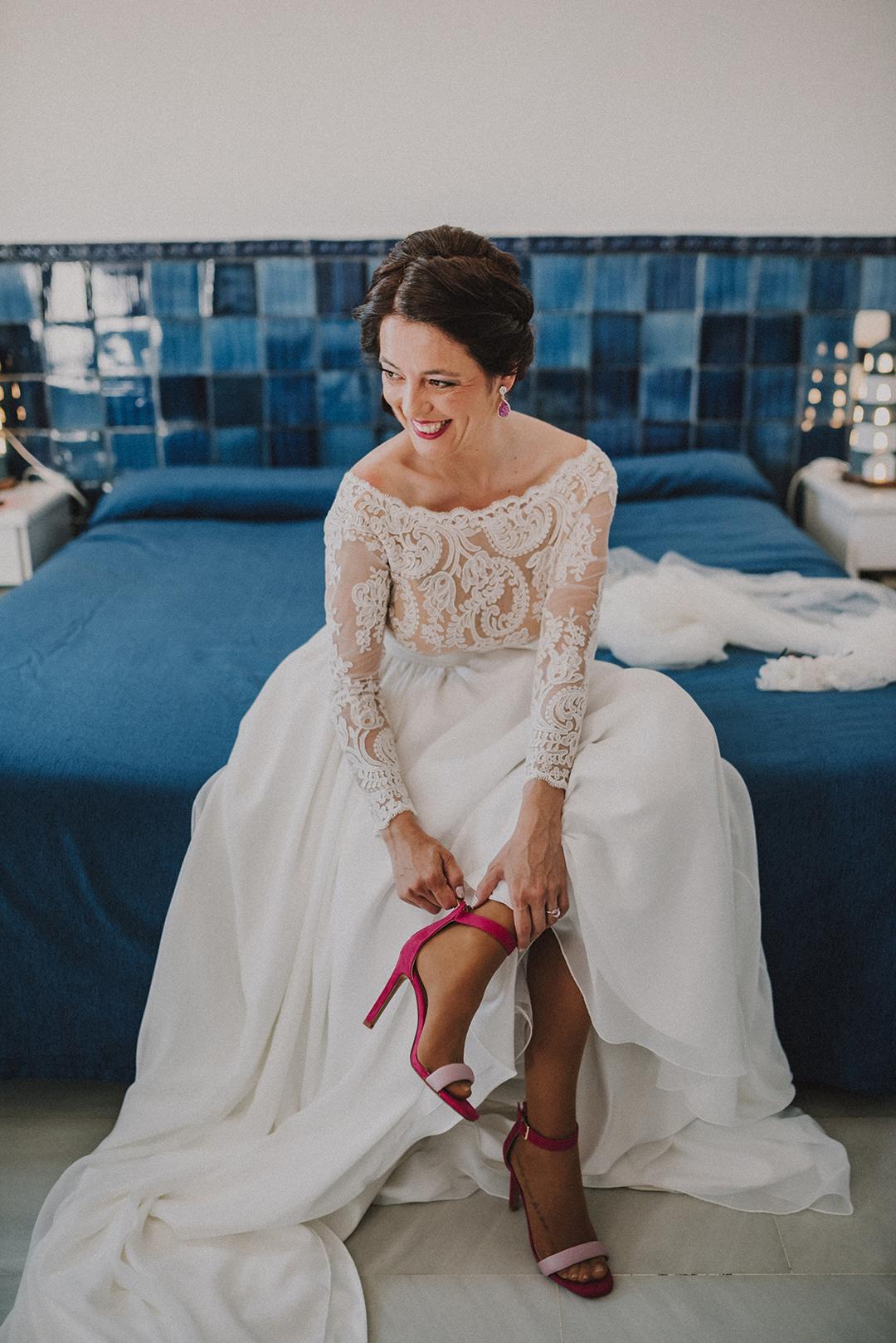 Fotógrafos de boda en Almería, Doña Pakyta, Bodas en Almería